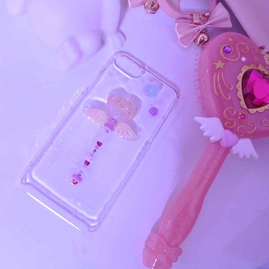 魔法少女のiPhoneケース2