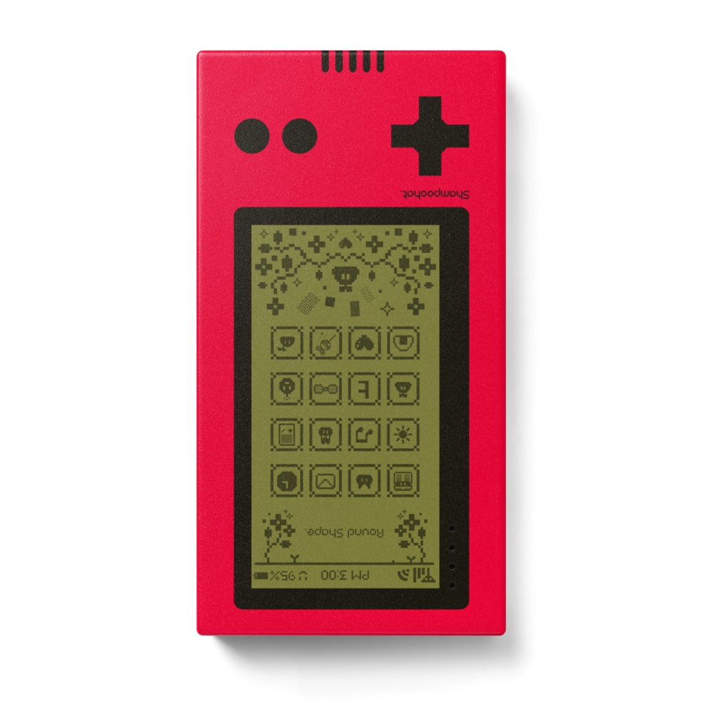 ゲーム機スマホ風モバイルバッテリー