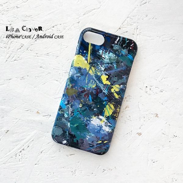 Paint iPhoneケース スマホケース
