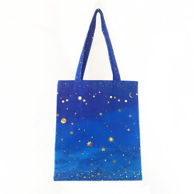 星たちの輝き トートバッグ