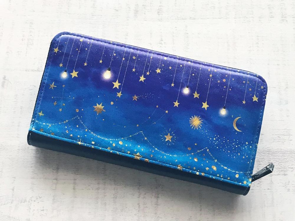 星たちの輝き 長財布