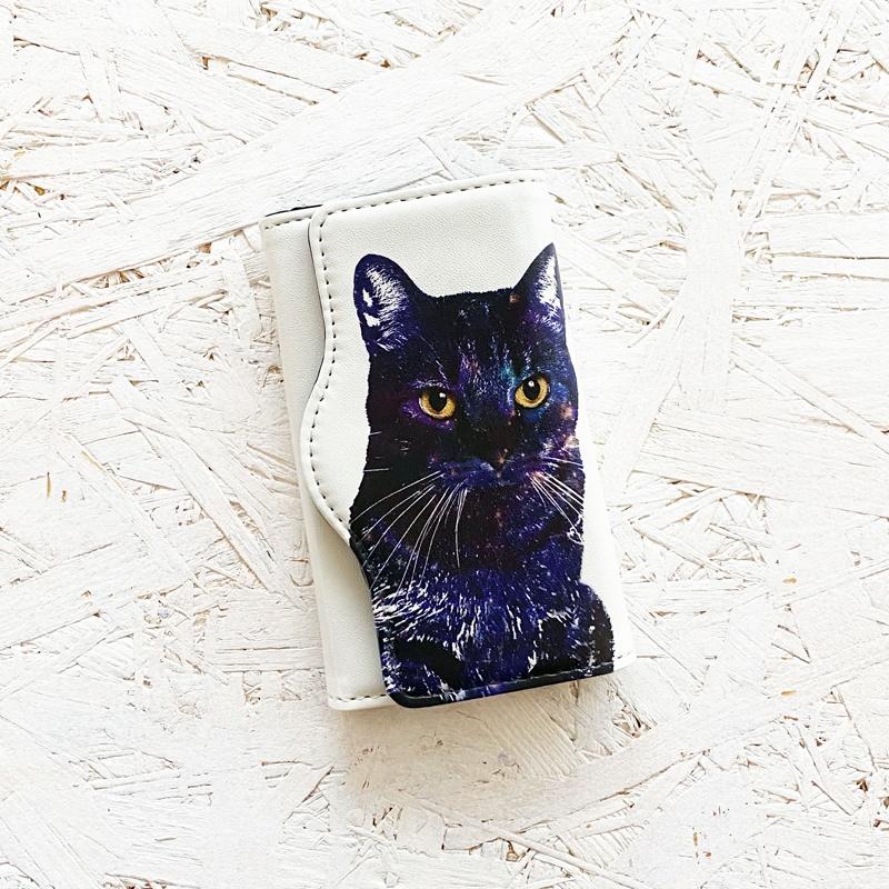 GALAXY CAT キーケース