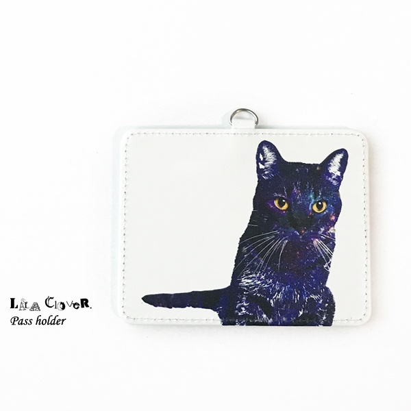 GALAXY CAT パスケース