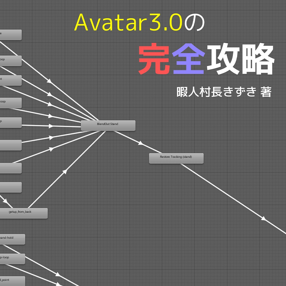 【VRChat】Avatar3.0の完全攻略