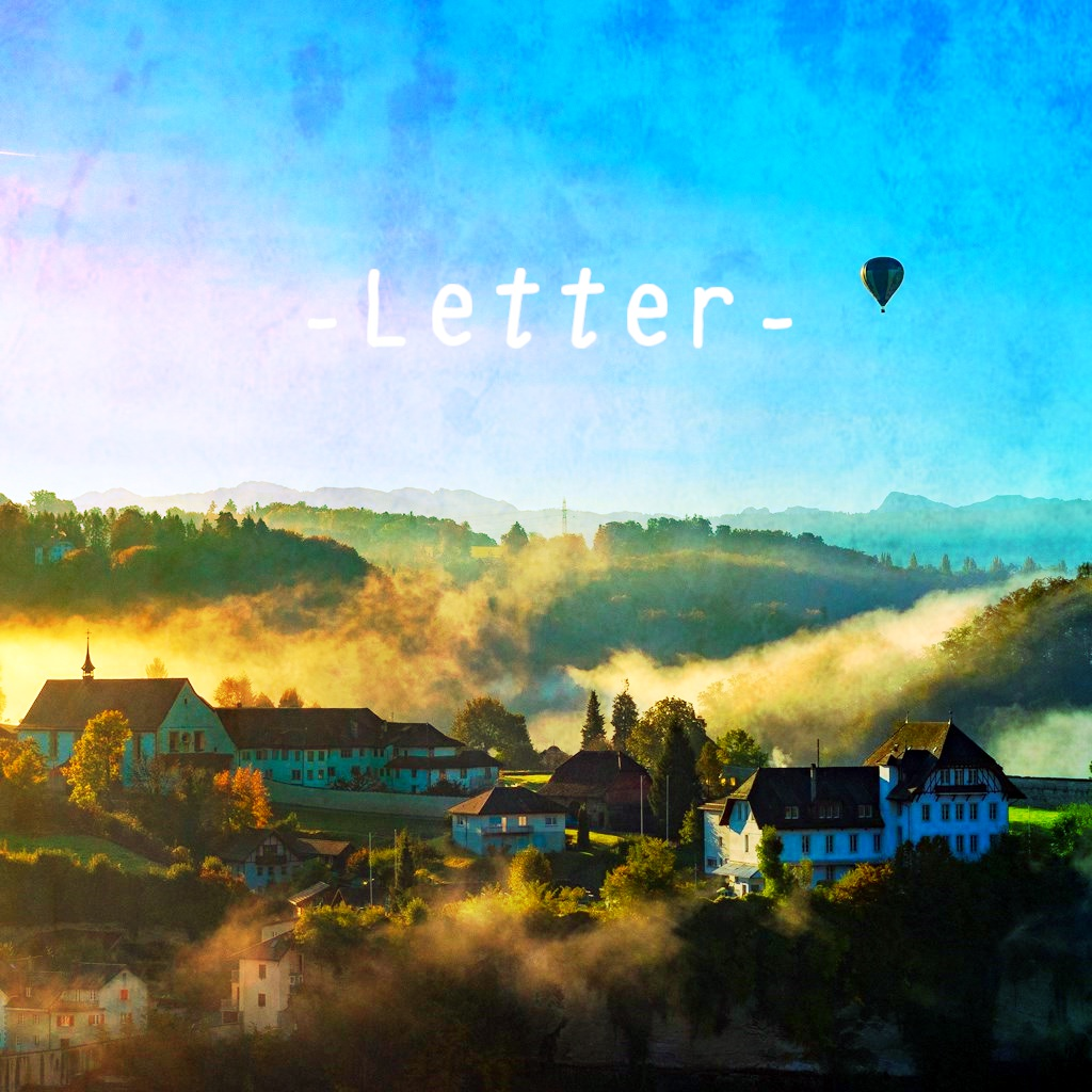 Temperament City 1st album 「Letter」