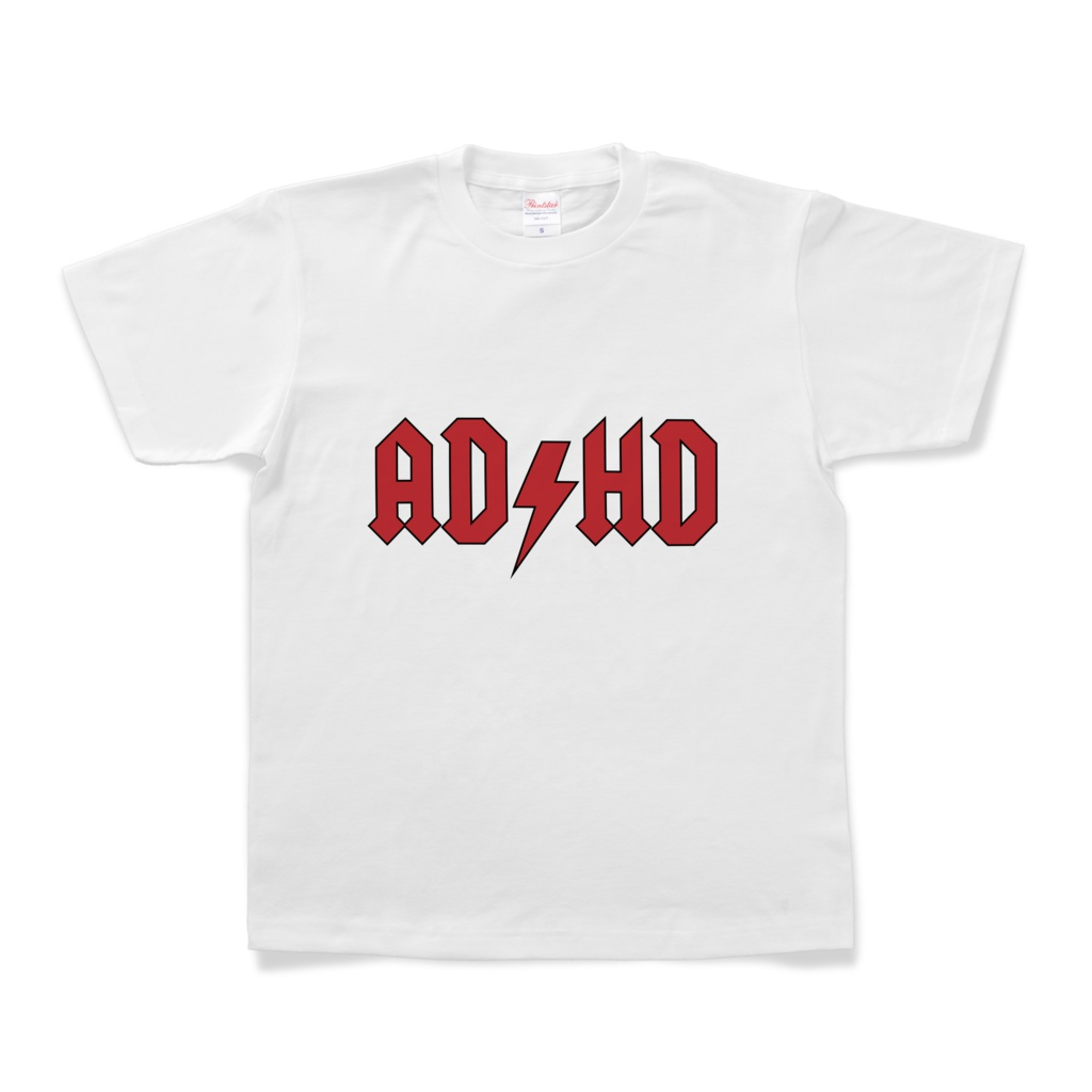 ADHD Tシャツ