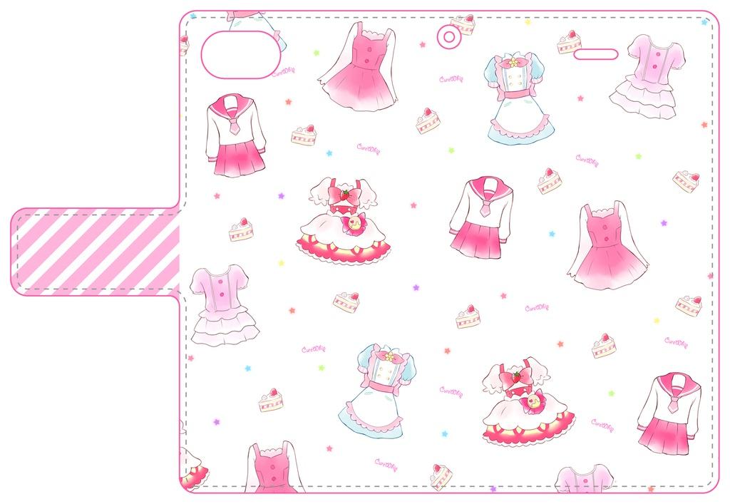キラキラ☆プリキュア アラモード*キュアホイップ/iPhoneケース