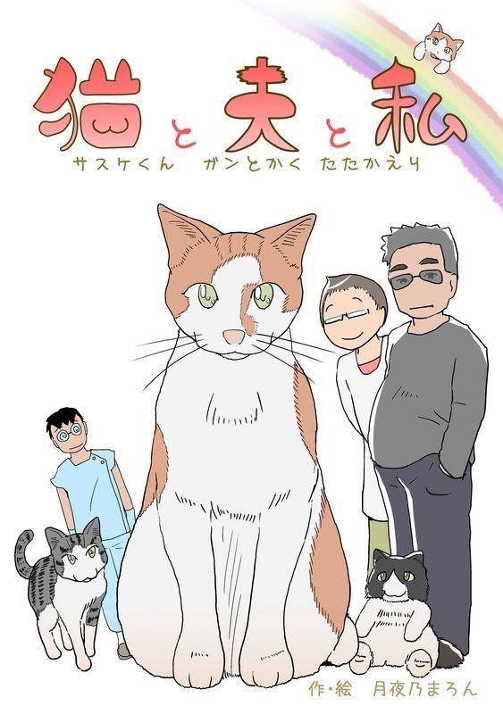 猫と夫と私