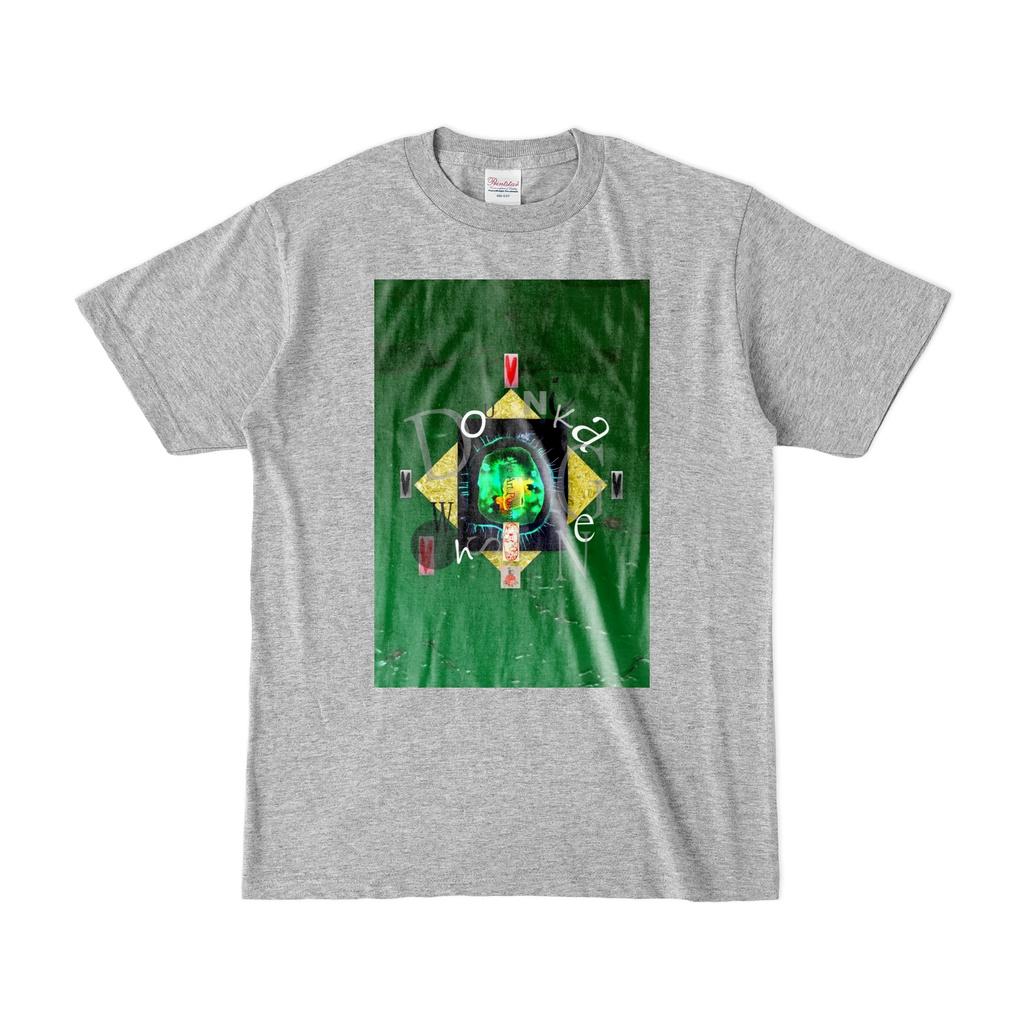 GreenのOkageたち TシャツB
