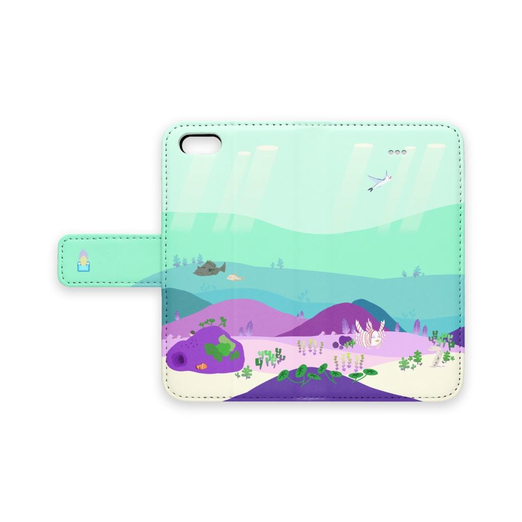 クラシカロイドお魚iPhoneケース