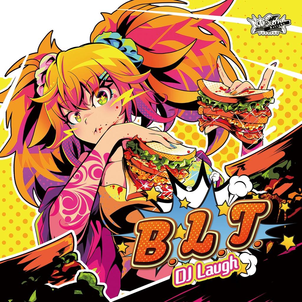 NBDCD-015_DJ Laugh / B.L.T.