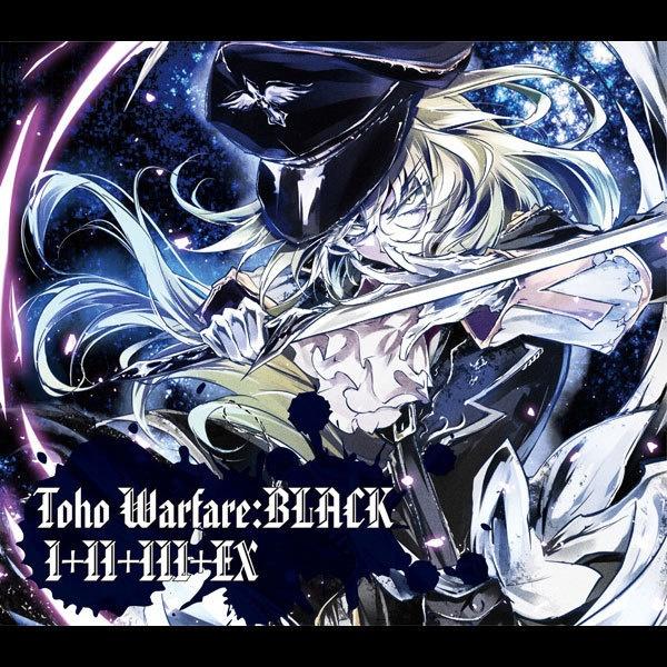 IOY-0018_Toho Warfare:BLACK I+II+III+EX