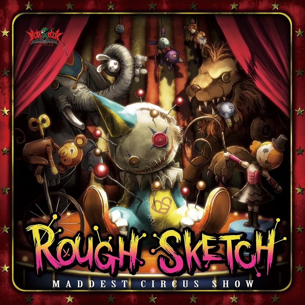 NBCD-019_RoughSketch / MADDEST CIRCUS SHOW
