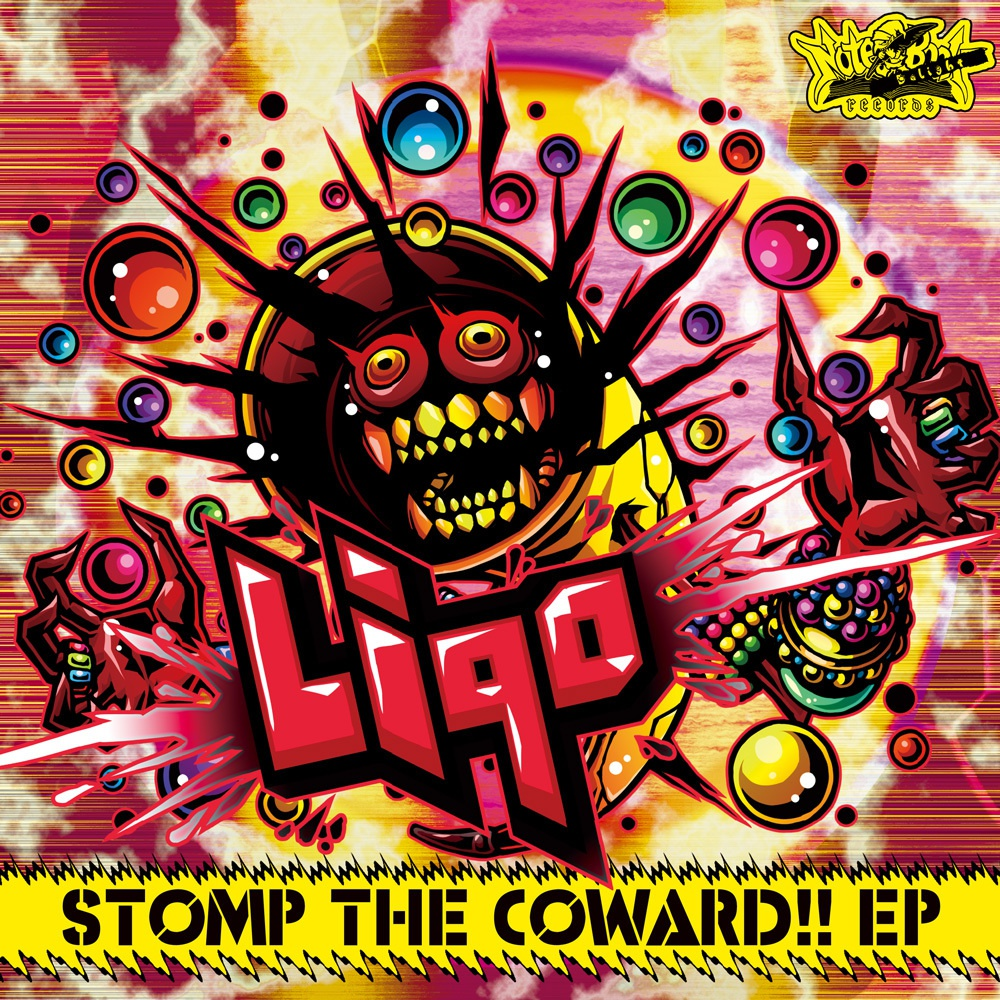 NBDCD-005_Liqo / STOMP THE COWARD!! EP