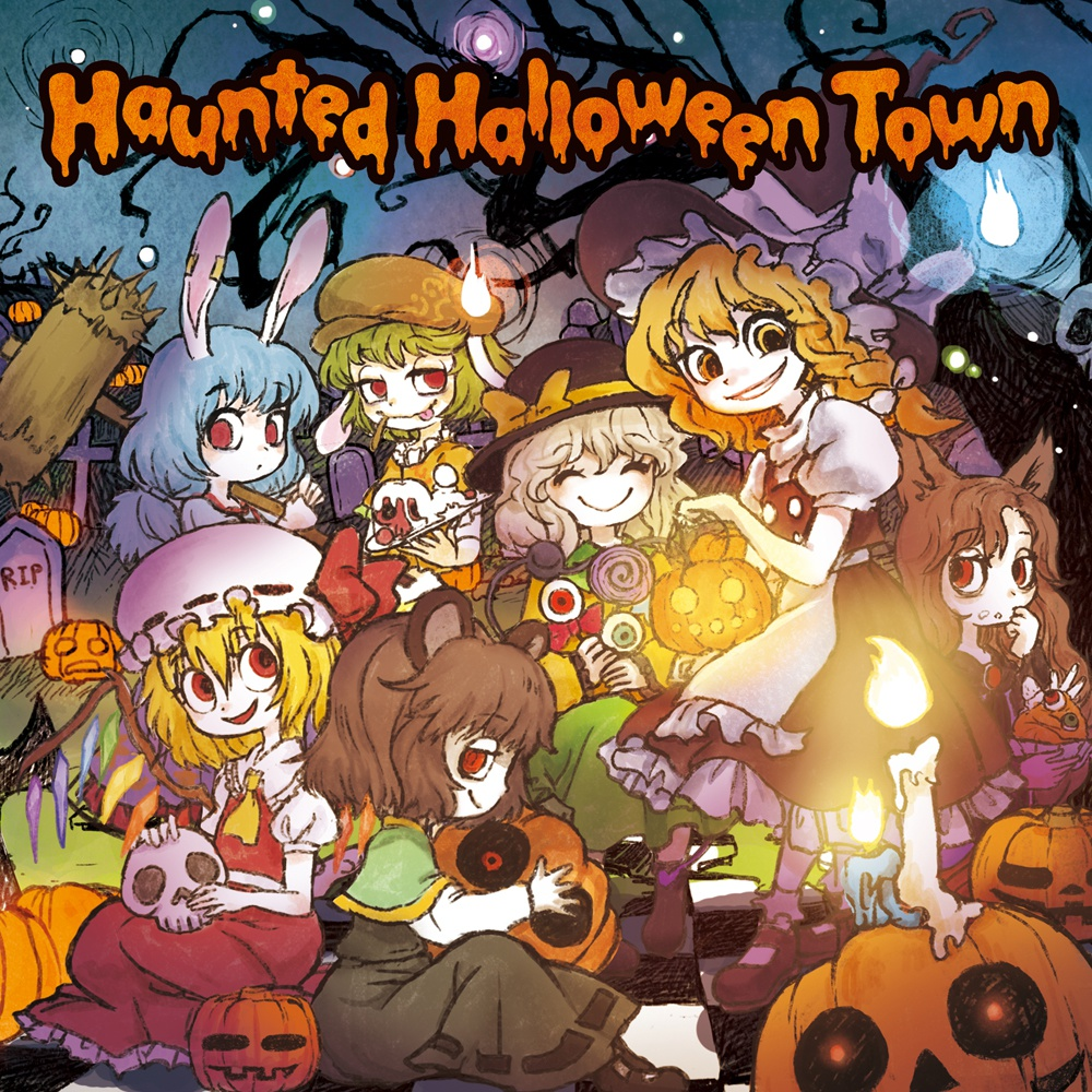 IO-0295_Haunted Halloween Town