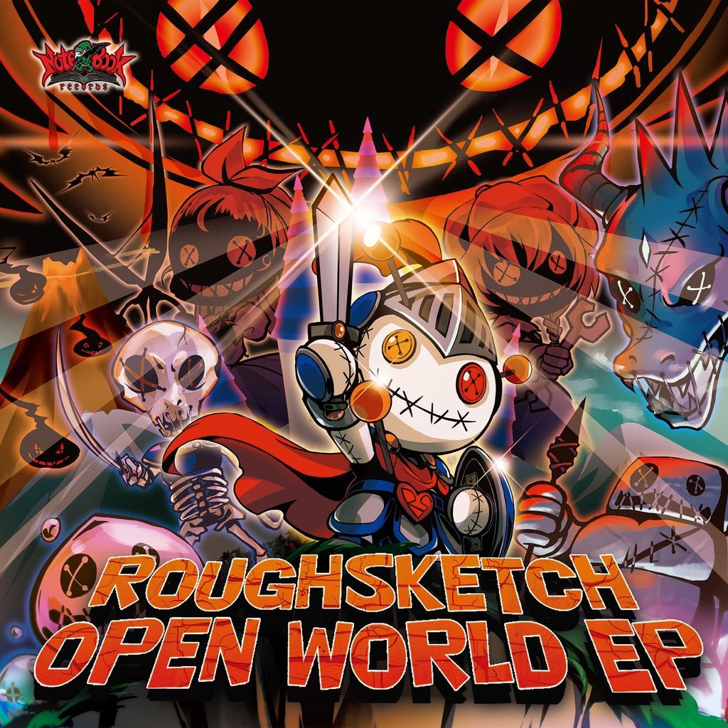 NBCD-043_RoughSketch / OPEN WORLD EP