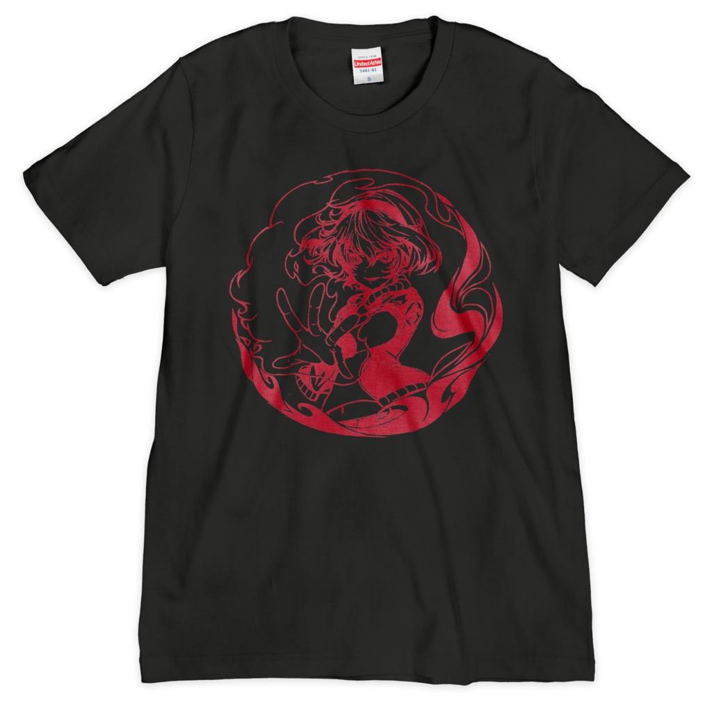 NBSP-040PF_YATSUZAKI HARDCORE COLLECTION ロゴTシャツ