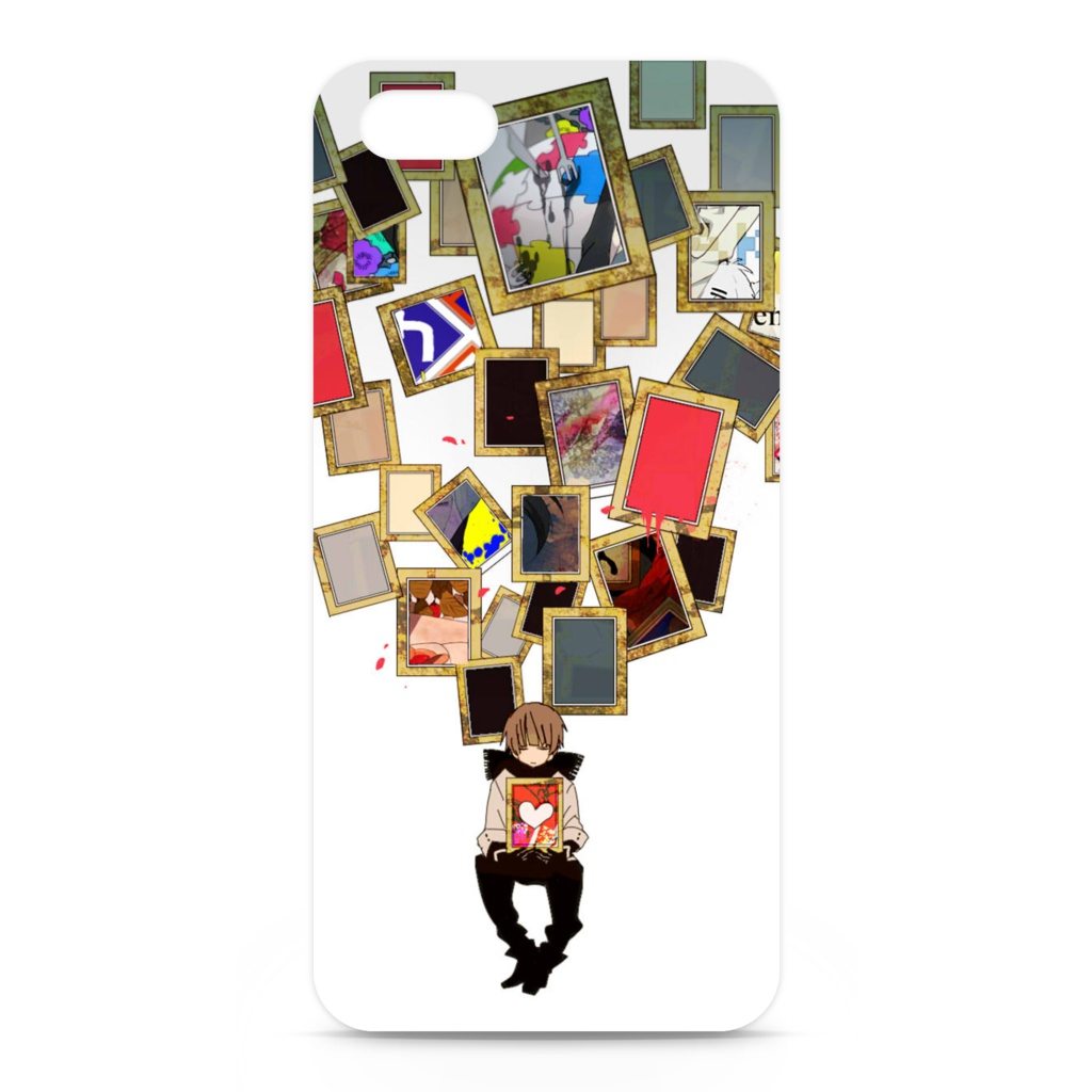 iPhoneケース 「絵画」