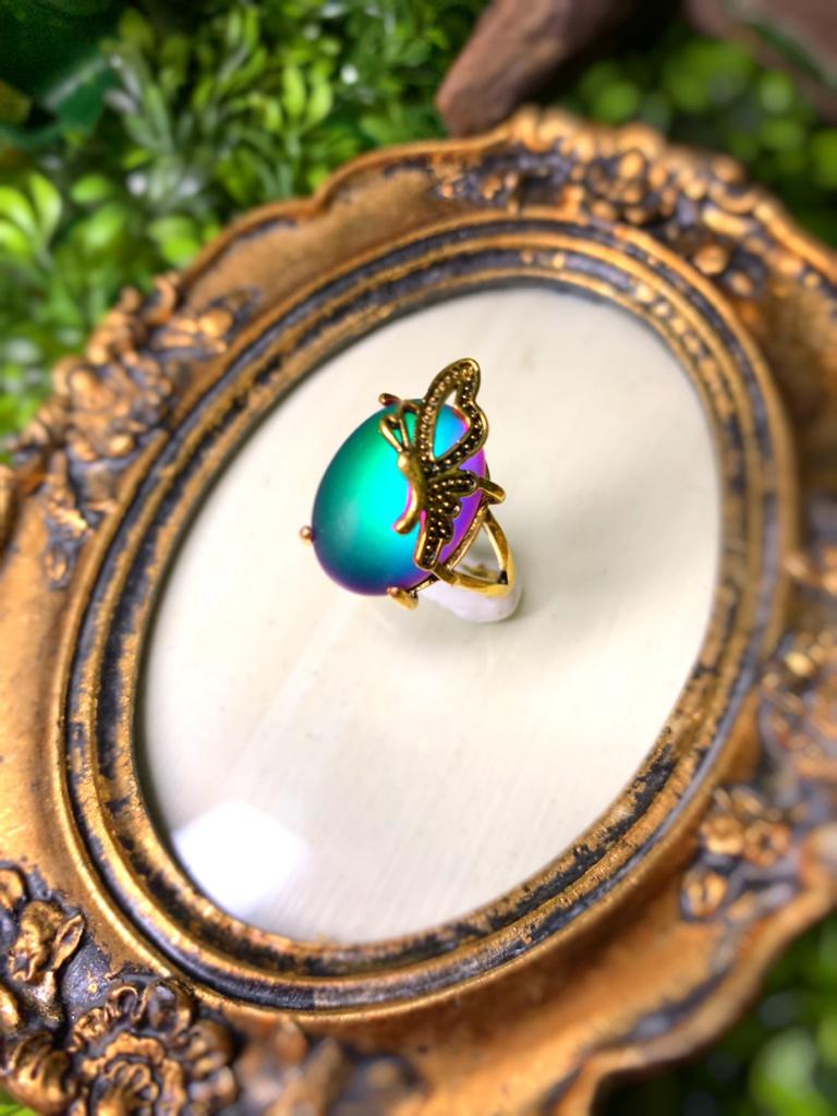 祝福の加護指飾り(指輪)
