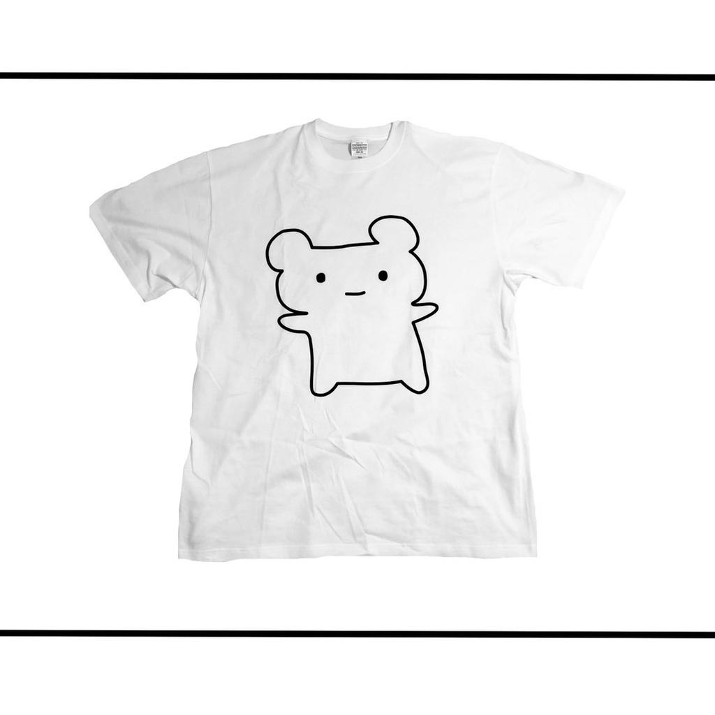 しれくまBIGティシャツ