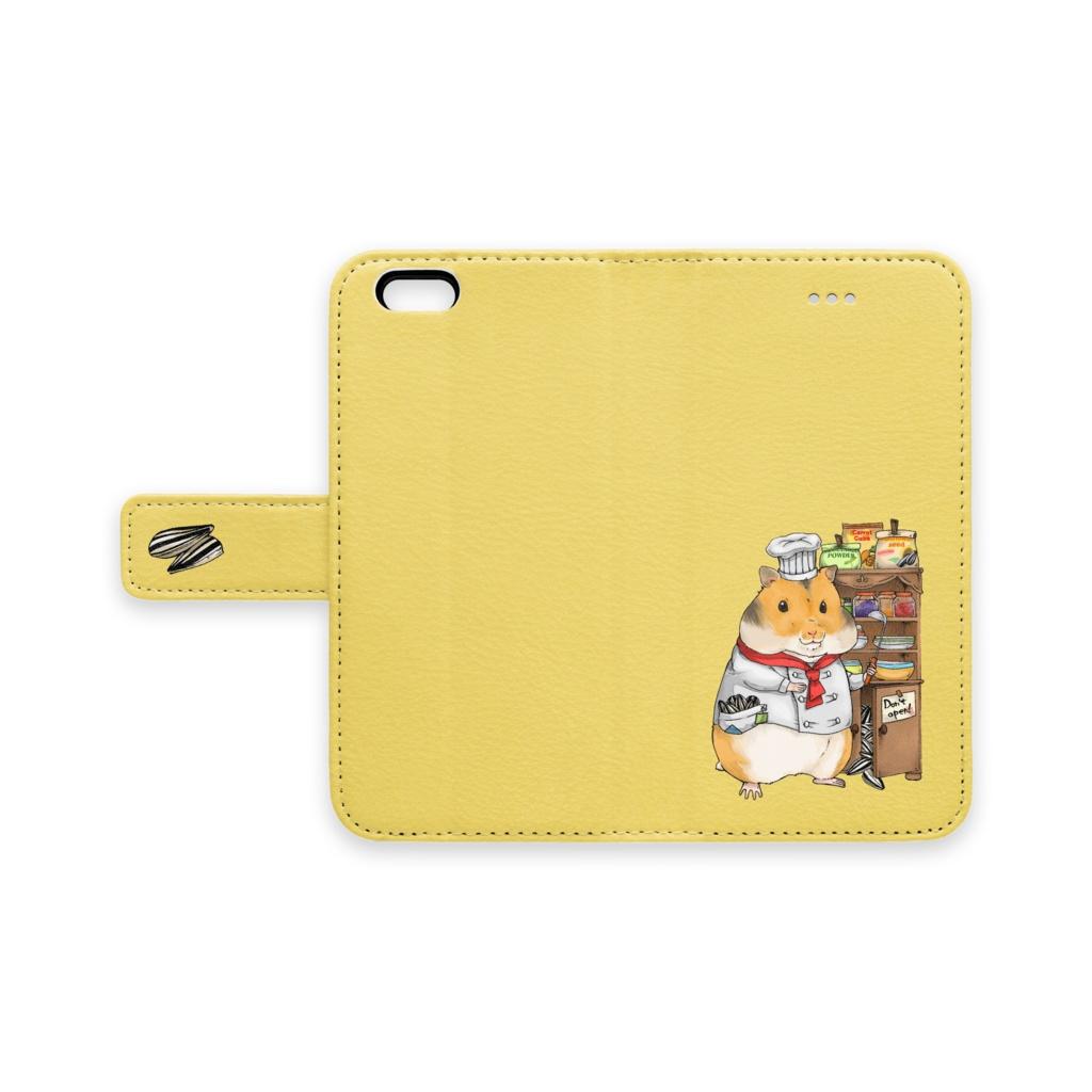 hamster iphoneケース