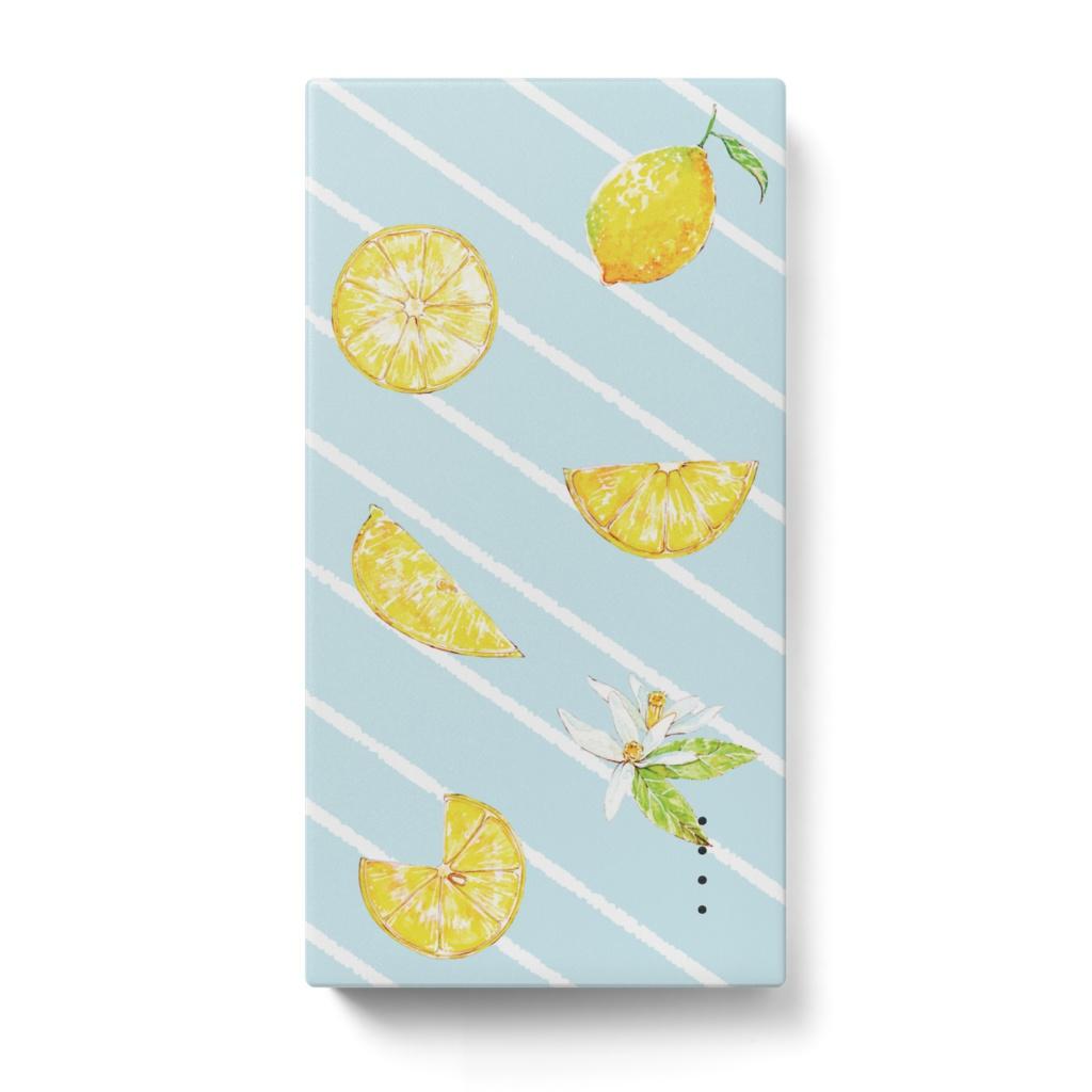 Lemon モバイルバッテリー