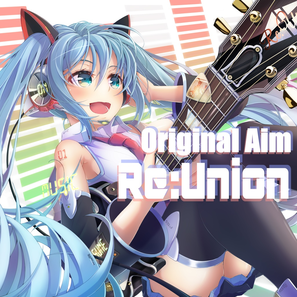 Original Aim 2nd Compilation Album/Re:Union