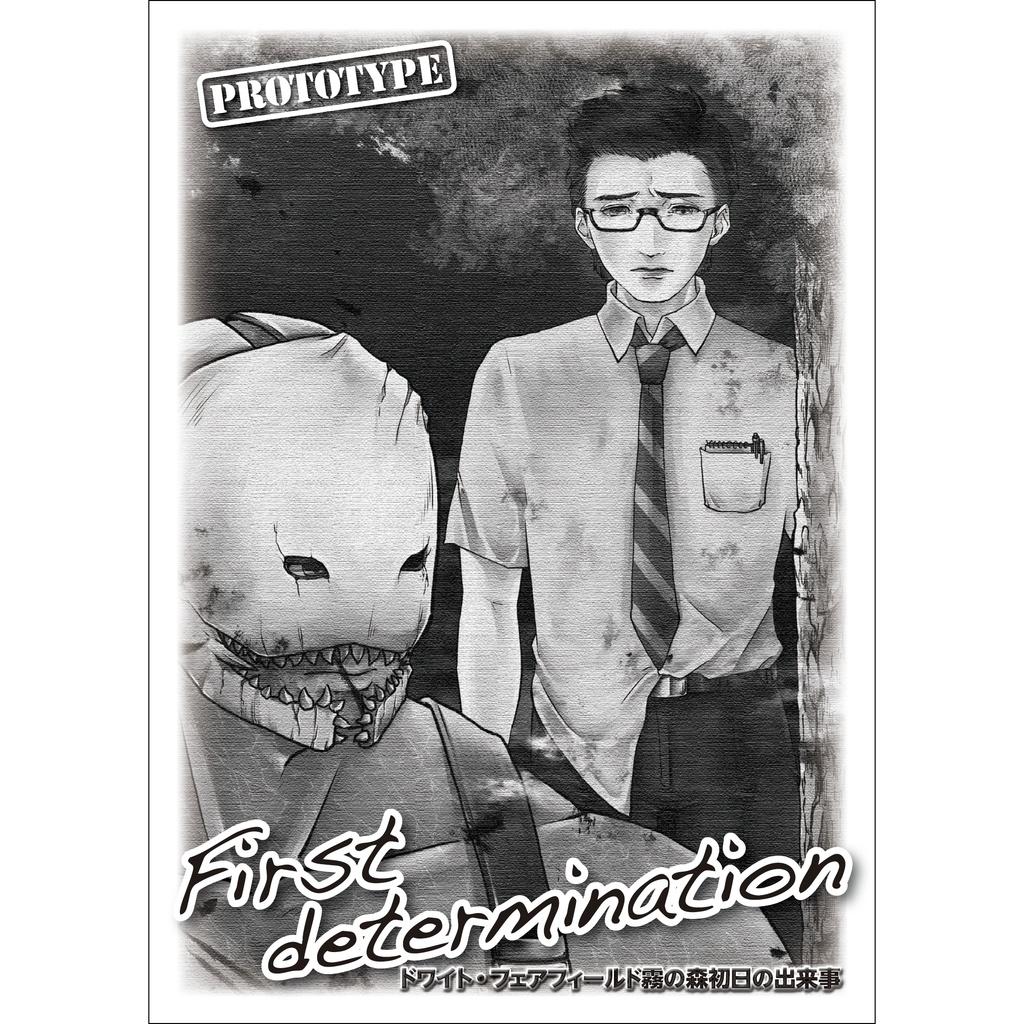 『First determination PROTOTYPE』