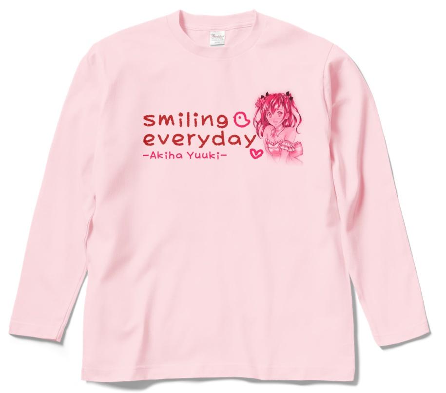 秋葉ちゃんロングTシャツ