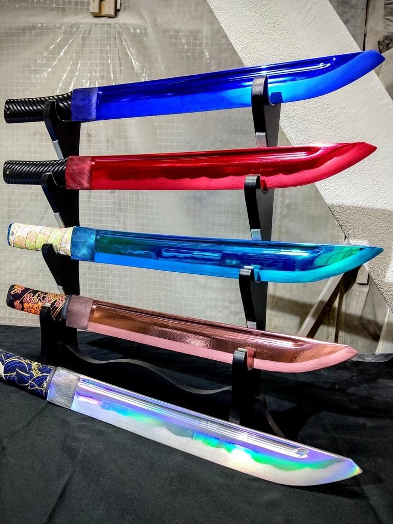 懐刀【稀小刀】各種 [セカンドロット] - 実物大 空想武器屋レア ...