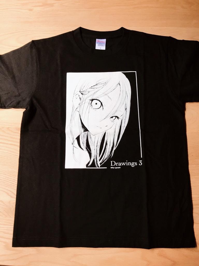 「Drawings 3」Tシャツ/メンズ