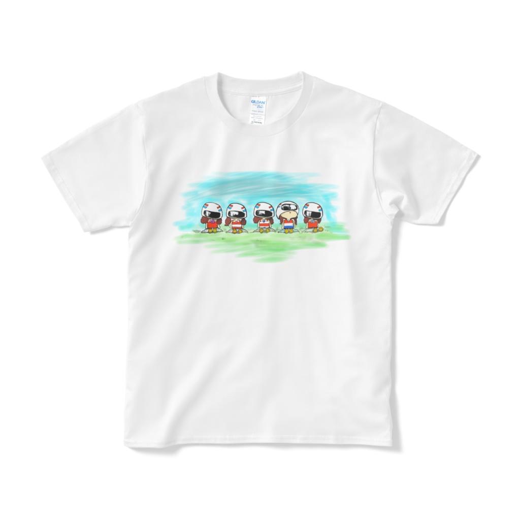 トリコちゃんTシャツ(ピクニック)