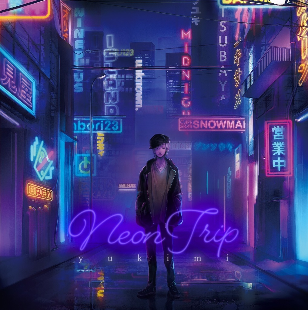 [CD]Neon Trip