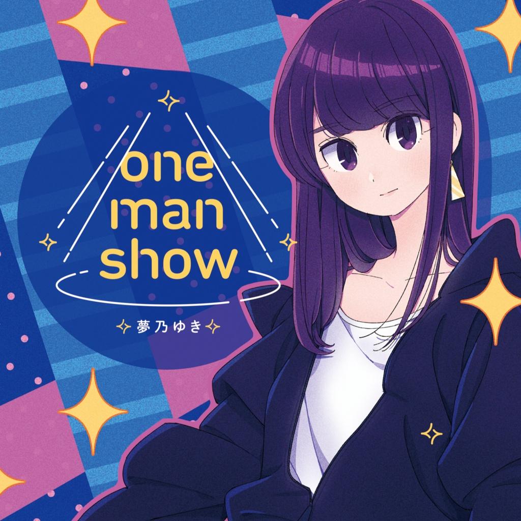 3rd mini Album「one man show」