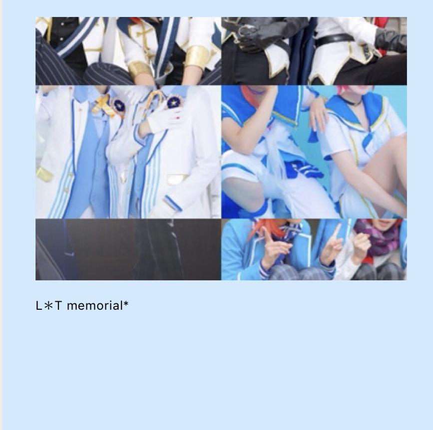月永レオ・朱桜司写真集 「R*T Memorial*」
