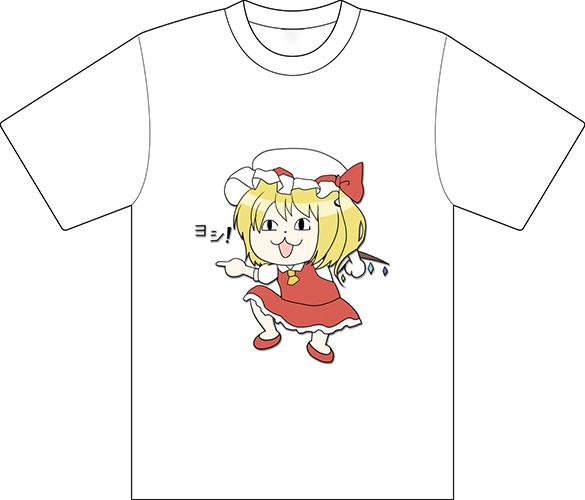 同人 Tシャツ 東方 88フラン
