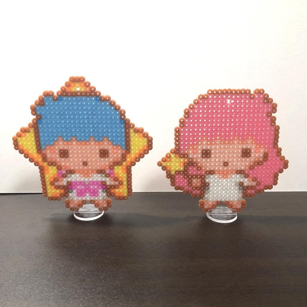 キキララ キャラクタースタンド 2種セット Hanana8bit Booth