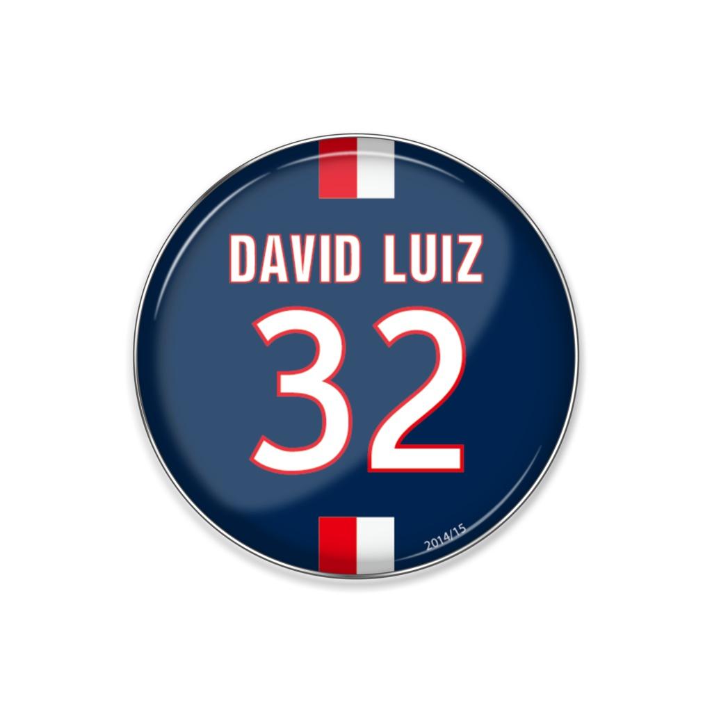 DAVID LUIZ-PSG