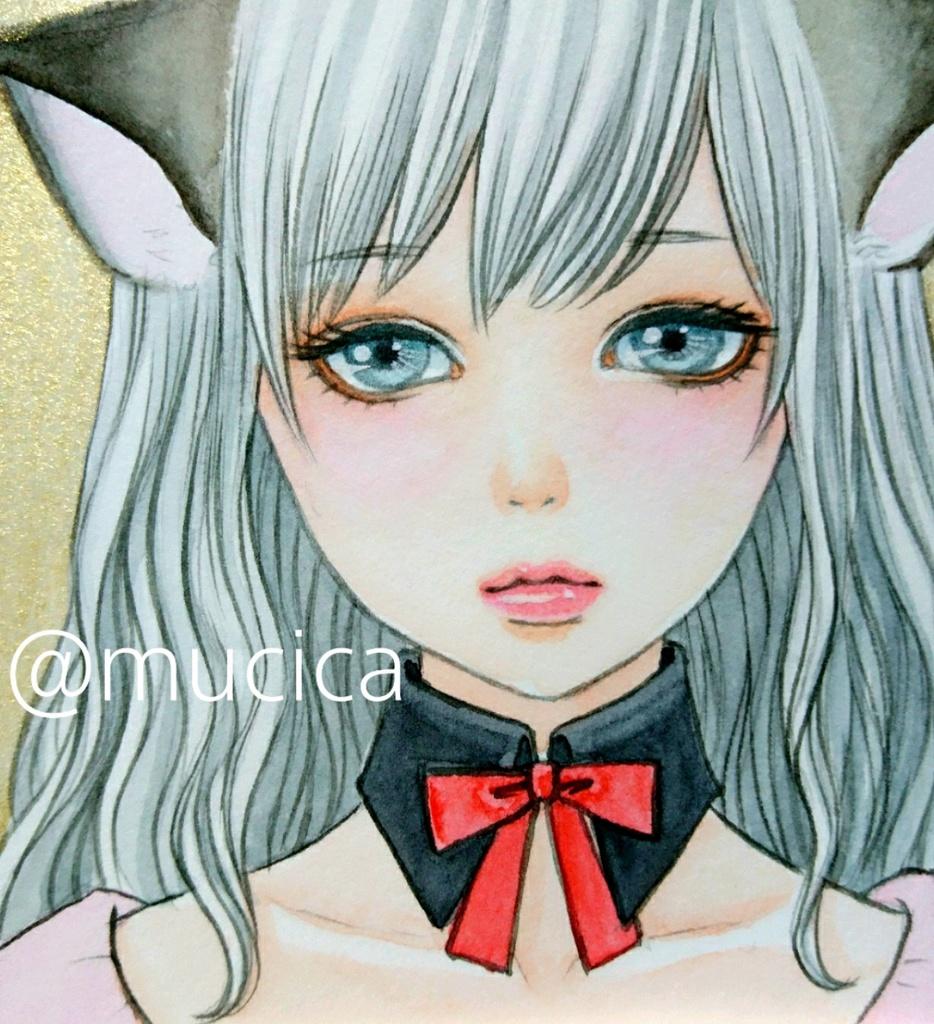 ■生原画■ 手描きオリジナルイラスト