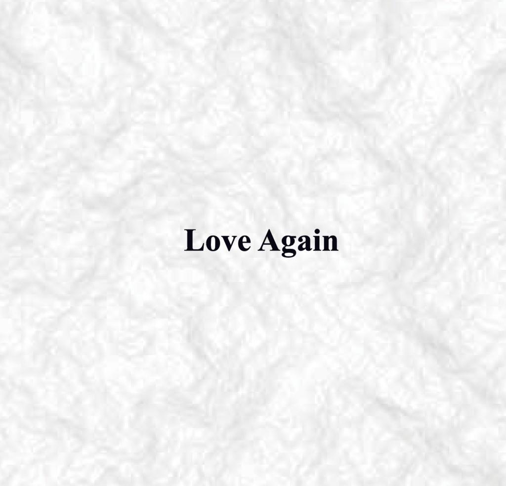 Love Again / 秘めたる想い〈両A面シングル〉ダウンロード版