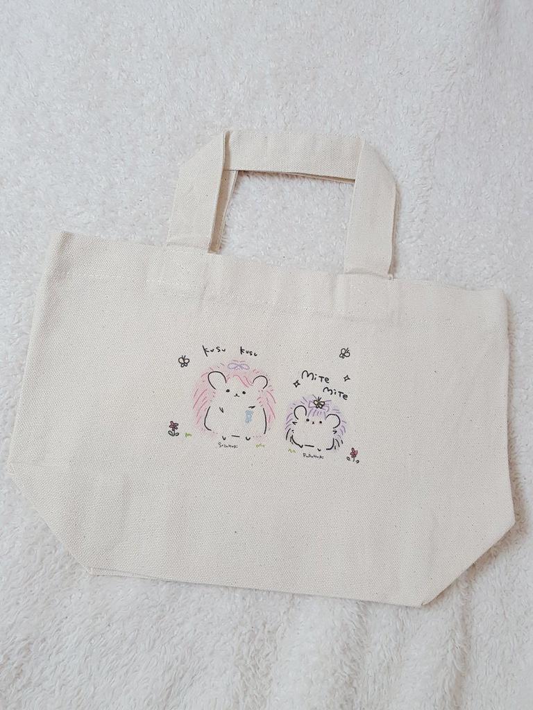 はりodateバッグ(はりふど&はり宗三)
