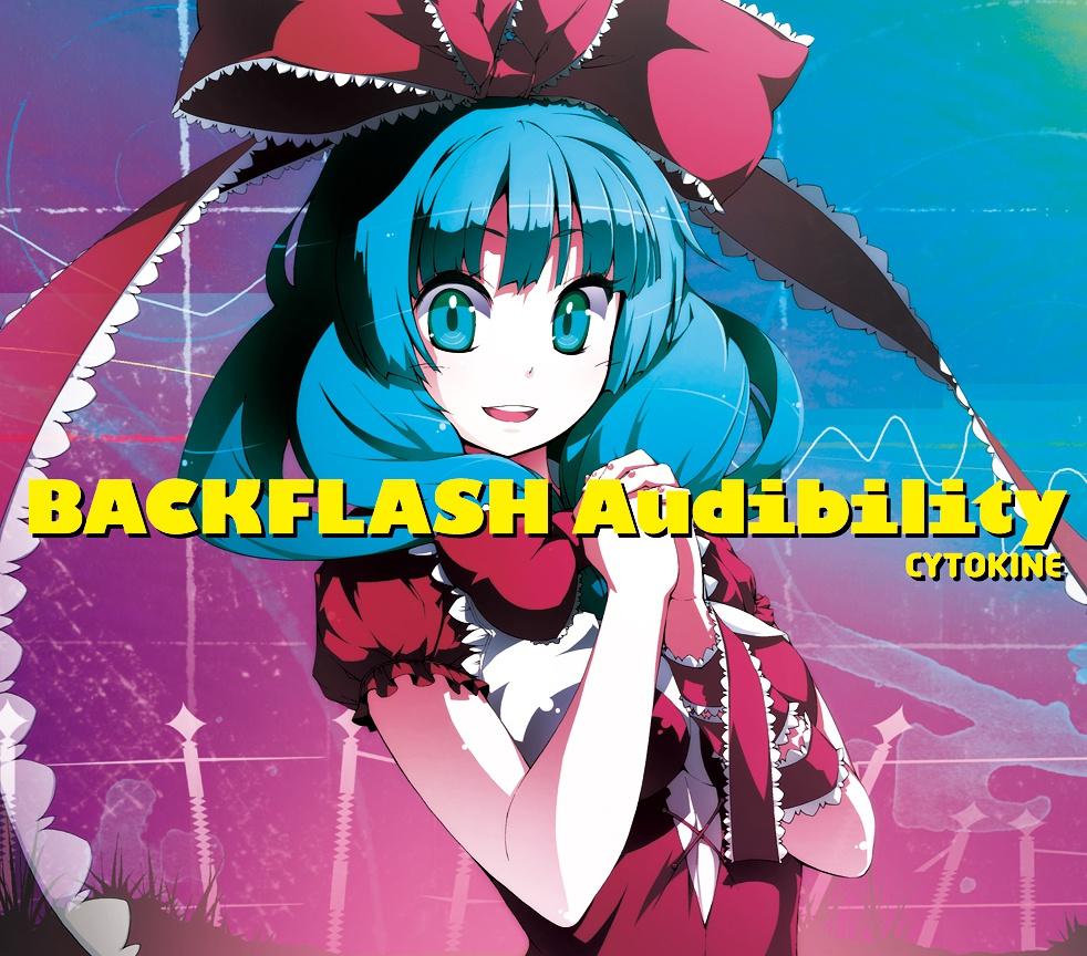 【送料込】CK-0020P「BACKFLASH Audibility」