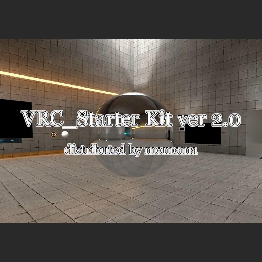 VRC_Starter Kit ver2.03