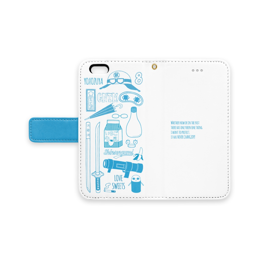 GINTAMA SMARTPHONE CASE(iPhone6/6S)