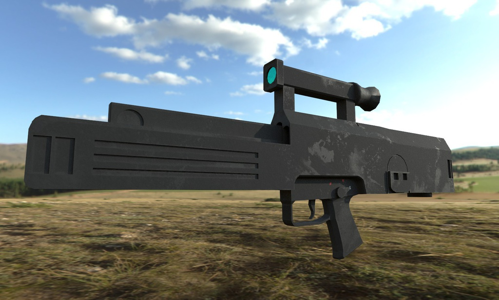 Gewehr Elf(G11)