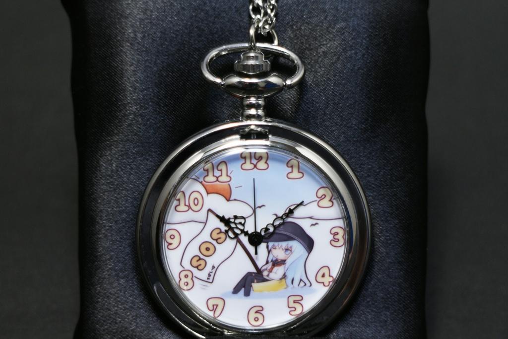 艦これ 響 懐中時計