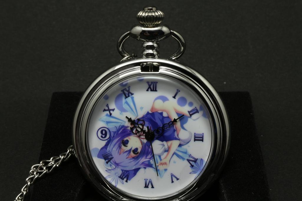 東方 チルノ 懐中時計