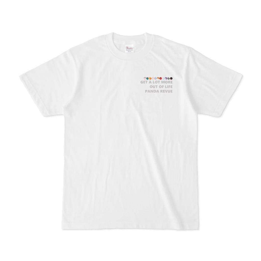 【ぱんだ歌劇団】オリジナルTシャツ