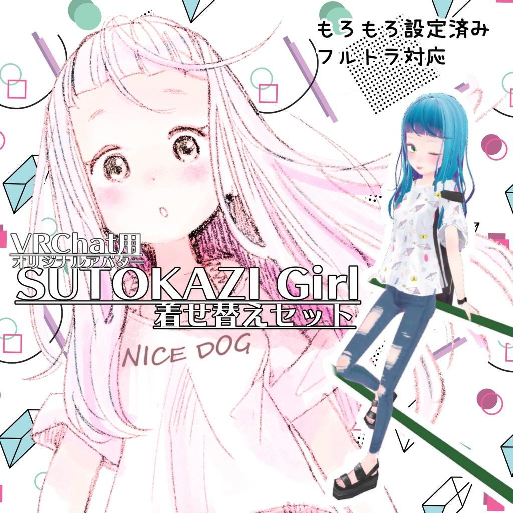 SUTOKAZI Girl