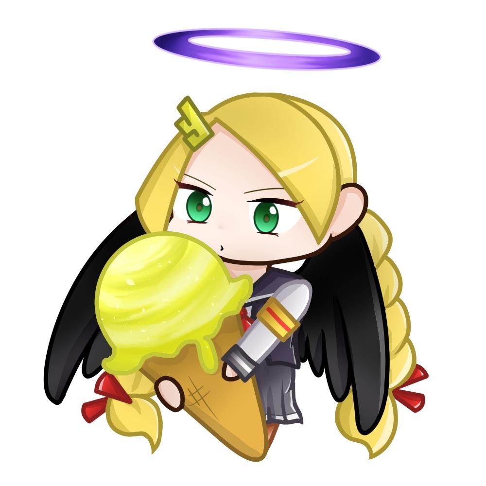 闇天使アクキー(リゼット)